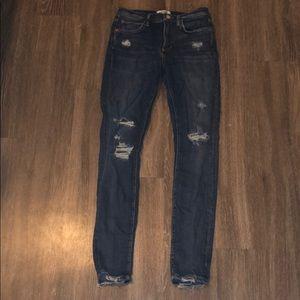 agolde denim jeans